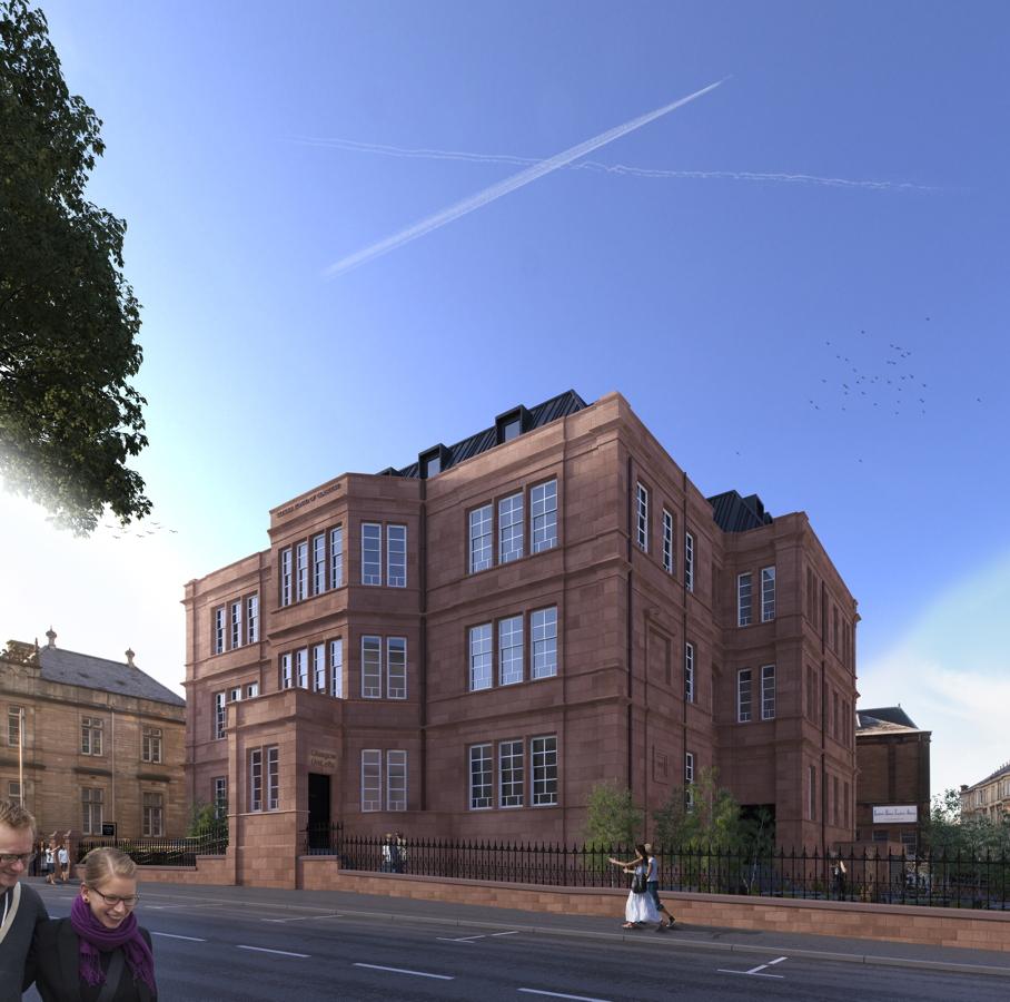 Glasgow Apartments: Glasgow UniLofts